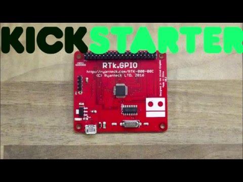 Raspberry pi 3 model b gpio header