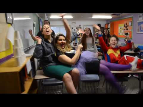 Northwest Yeshiva High School 2017 Purim Lip Dub