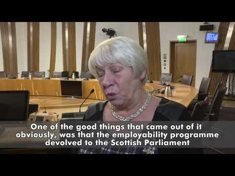 Social Security Committee convener reacts to appearance by Work and Pensions Secretary