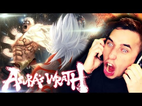 The Anime Version Of God Of War! - Asura's Wrath Episode 1 REACTION!!