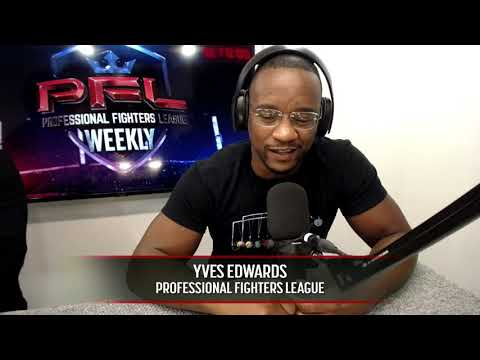 PFL Weekly Podcast Episode 4: with Yves Edwards, Vinny Magalhaes, Sean O' Connell