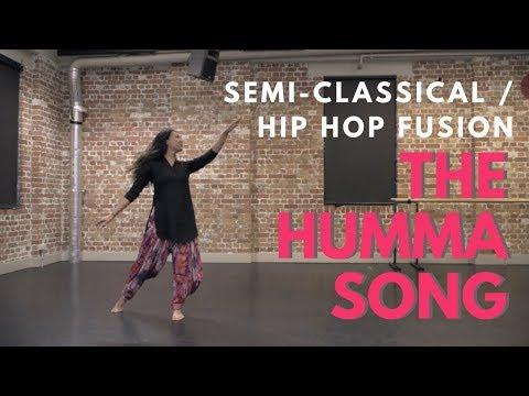 'Humma Song' | Semi Classical Fusion Dance Video | Dance Masala @dreachoreo