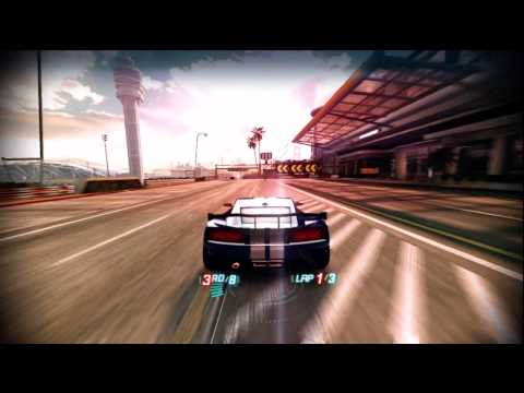 Split Second Demo Game play  