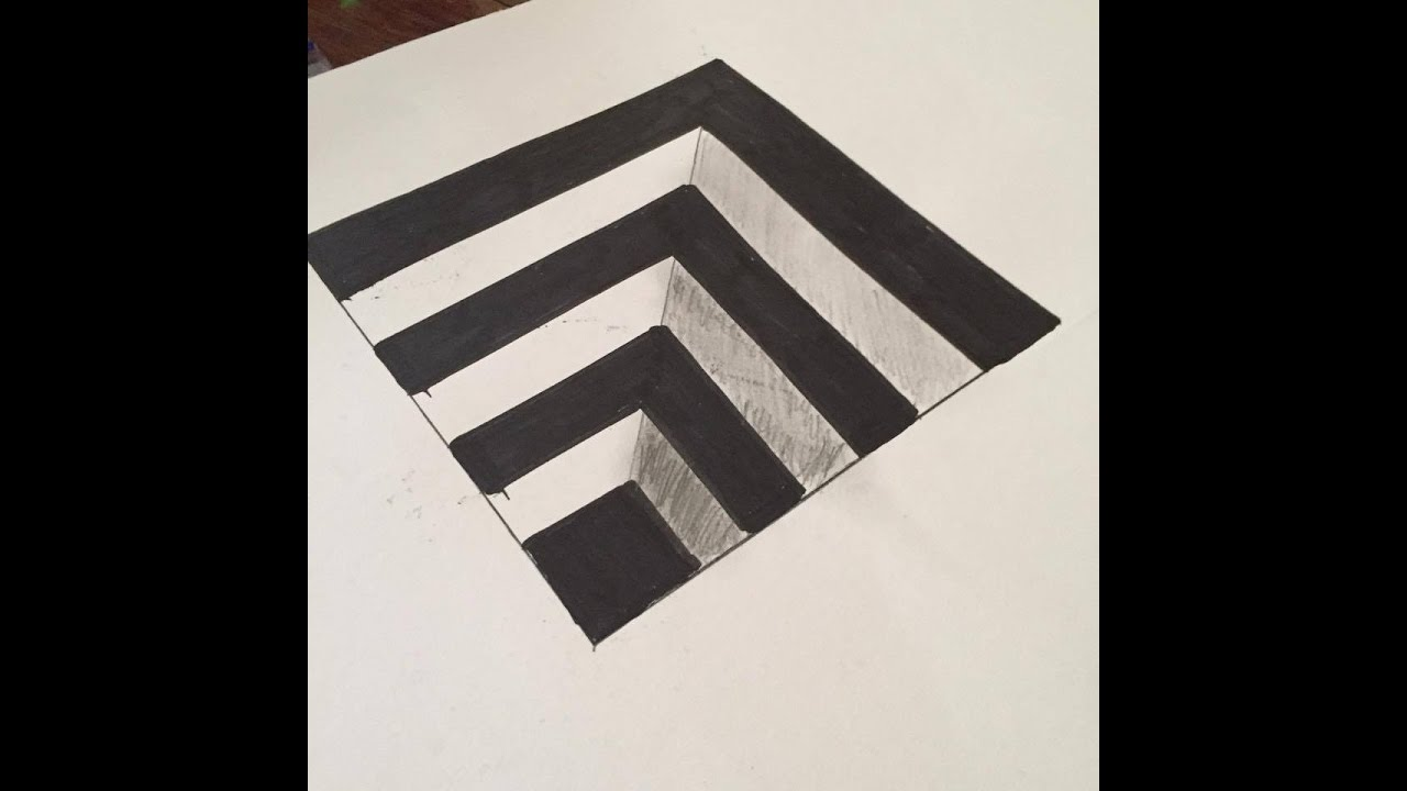 Easy Op Art To Draw | www.pixshark.com - Images Galleries ...
