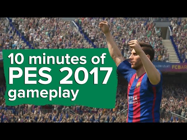 PES 2017' Review: Pretty And Fun, But Light On Personality