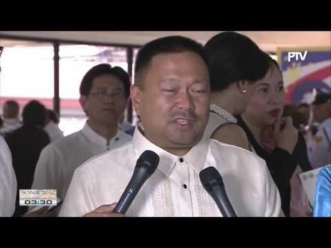 Panayam ng PTV kay Sen. JV Ejercito kaugnay sa SONA ni Pangulong Duterte