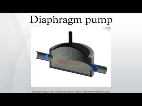 Diaphragm pump youtube ccuart Gallery