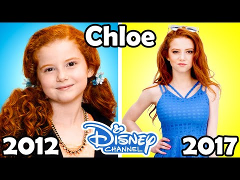 Disney Channel Famous Stars Before and After 2017 🌟 Then and