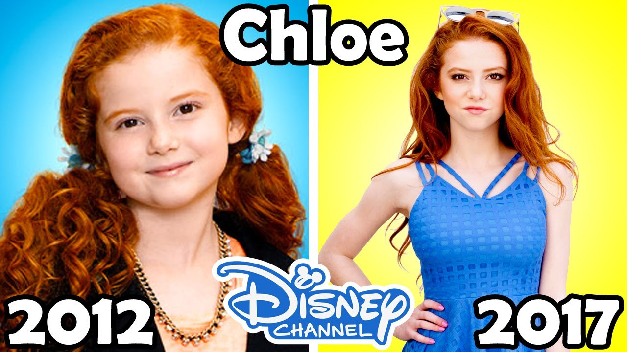 Stream Disney Channel Famous Stars Before and After 2017 ...