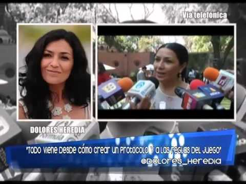 Javier Poza entrevista a Dolores Heredia