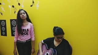 Balam Pichkari - Shalmali Kholgade & Vishal Dadlani (Acoustic Version By Janvi Agrahari Ft Anuska)