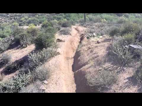 Four Peaks to Upper Sycamore Creek