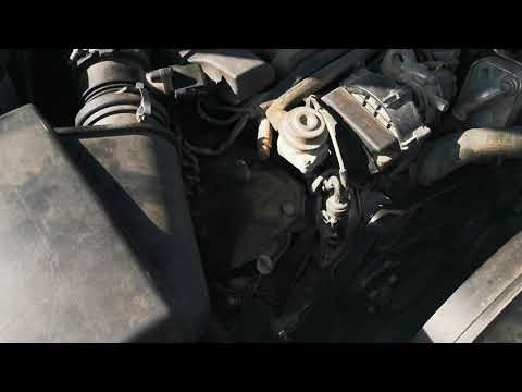 Стук в моторе Mercedes W210 E280 4MATIC