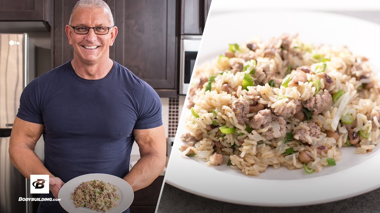 Chef Robert Irvine's Healthy Rice Recipes 3 Ways