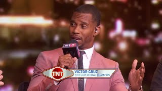 Inside The NBA: Victor Cruz Live From CES