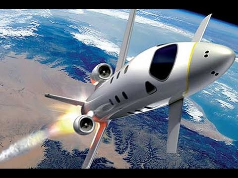 Virgin Galactic Space Tourism - New Documentary