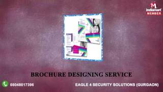 Security And IT Services By Eagle 4 Security Solutions, Gurgaon