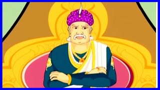 Akbar And Birbal In Tamil | The Strange Letter |  Animated Stories For Kids | Rhyme4Kids