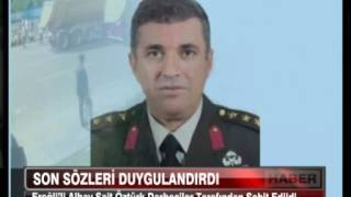 Ereğlili Kahraman Albay Sait Ertürk