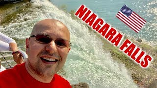Niagara Falls - the American Side