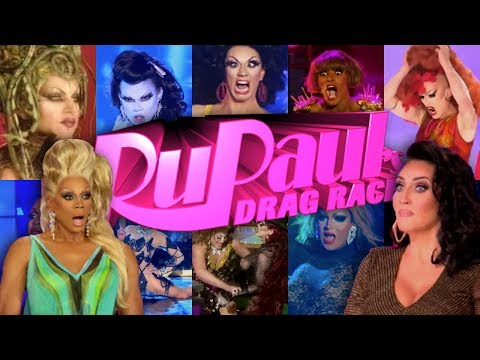 RuPaul's Drag Race- 10 Most Memorable Lipsync Moments