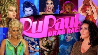 RuPaul's Drag Race- 10 Most Memorable Lipsync Moments