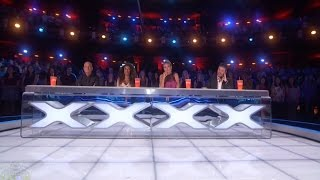 America's Got Talent 2016 Live Shows Round 2 Results Part 4 Judges' Pick