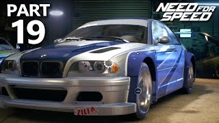 Need For Speed 2015 Gameplay Walkthrough Part 19 - BMW M3 E46 MOST WANTED
