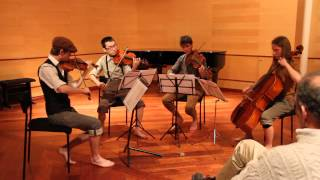 The Lord of the Rings for String quartet [HD] - IV. The Battle for Middle Earth