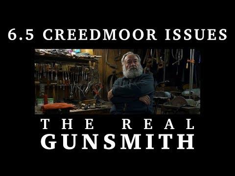 6.5 Creedmoor Issues – The Real Gunsmith