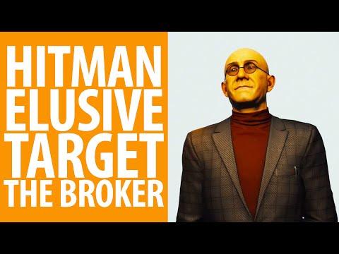 Hitman Let's Play | Elusive Target: The Broker