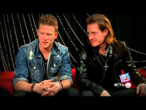 Florida Georgia Line Interview - NYRE 2014
