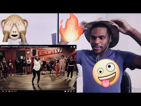 "Kaycee Rice, Mia Mugs ""Happier"" |Matt Steffanina Choreography|REACTION"