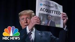 Trump Calls Impeachment 'A Terrible Ordeal' At The National Prayer Breakfast | NBC News