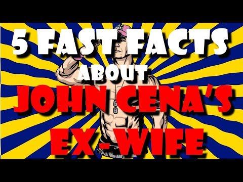 5 Fast Facts About Elizabeth Huberdeau - John Cena's Ex Wife