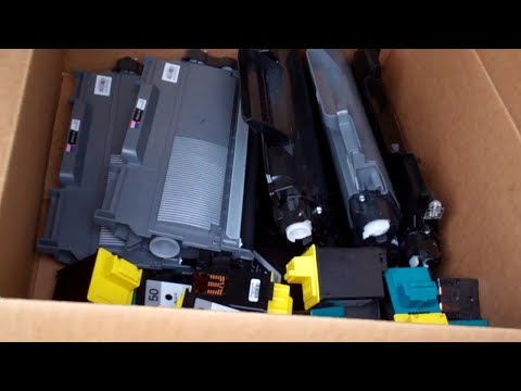 Recycling Ink Cartridges At Staples