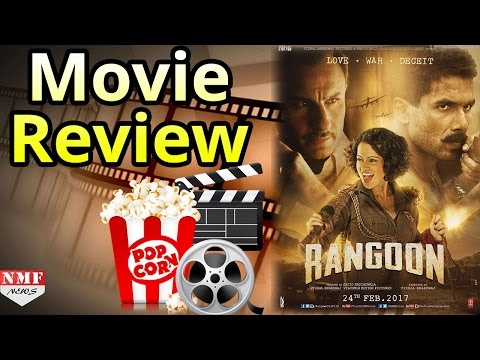 Rangoon' Movie Review By Audience | Kangana Ranaut , Shahid Kapoor