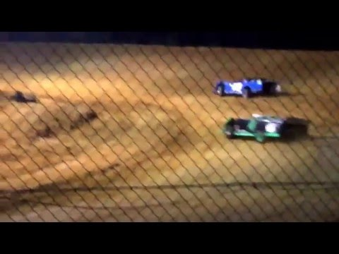 Northwest Florida Speedway 43016 Record Crate Late Model Feature 2