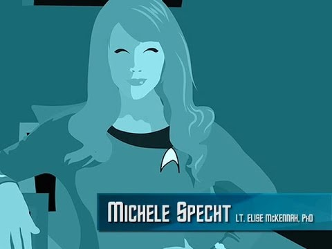 To Boldly Indiegogo:  Michele Specht