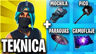 THE BEST SKIN COMBINATIONS WITH NEOTEKNICA 🎨 THE BEST FORTNITE SKIN COMBOS