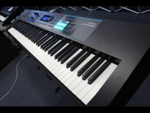 Roland Juno DS 88 Piano Cover