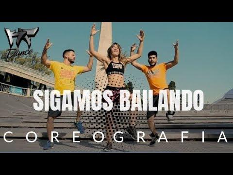 Sigamos Bailando - Gianluca Vacchi, Luis Fonsi ft. Yandel | KF Dance | Coreografía KF Dance