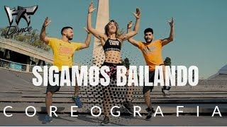 Sigamos Bailando - Gianluca Vacchi, Luis Fonsi ft. Yandel   KF Dance   Coreografía KF Dance