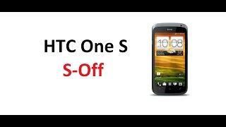 HTC One - S-OFF Using RumRunner