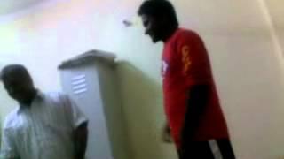 omani dance of qamru and patel bhai