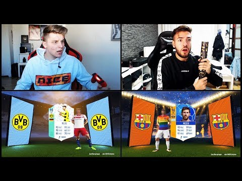 Wir ziehen 1. der BESTEN FUT BIRTHDAY WALKOUTS vs. WAKEZ! ⛔️🔥 Fifa 18 Pack Opening Ultimate Team