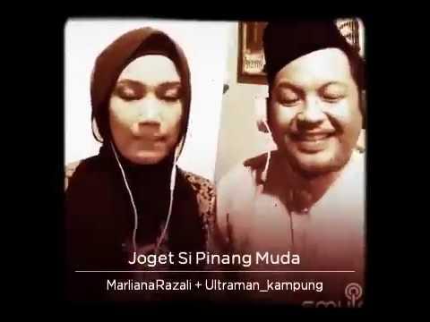Joget Si Pinang Muda - Fairuz Misran, Marliana Razali