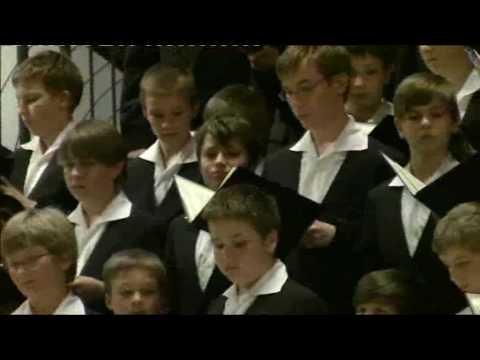 Dresdner Kreuzchor: Singet dem Herrn ein neues Lied (Heinrich Schütz)