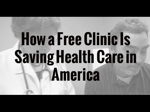 opening a free clinic Free clinics rely on employees and qualified individual contractors affiliated with free clinics may be sponsored by a free clinic in open hrsa funding.
