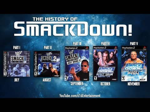 The History of SmackDown! (FULL MOVIE)